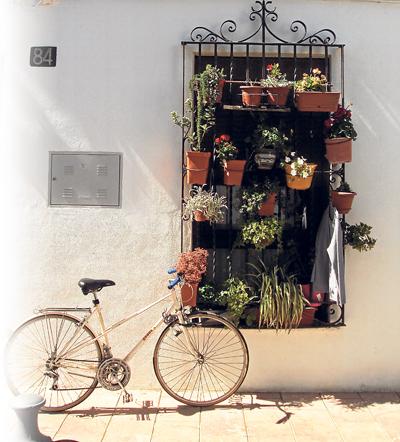 Estepona street scene