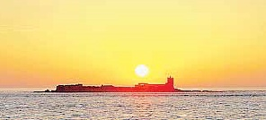 Sancti Petri island