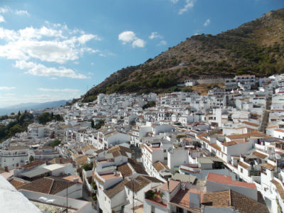 View of Mijas Pueblo