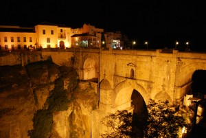 Puente Neuvo bridge in Ronda