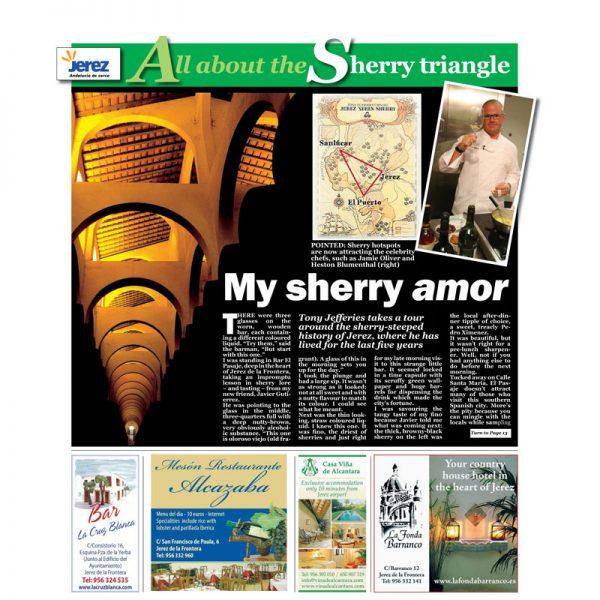 sherry triangle