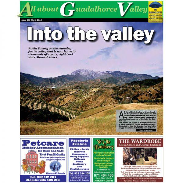 guadalhorce valley