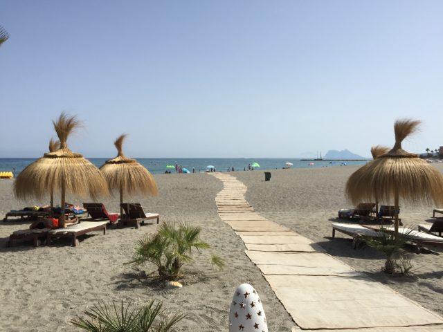 Soto beach