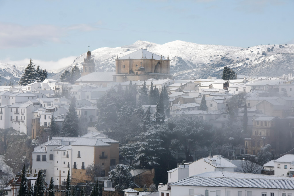 Christmas In Ronda Andalucia Travel Guides