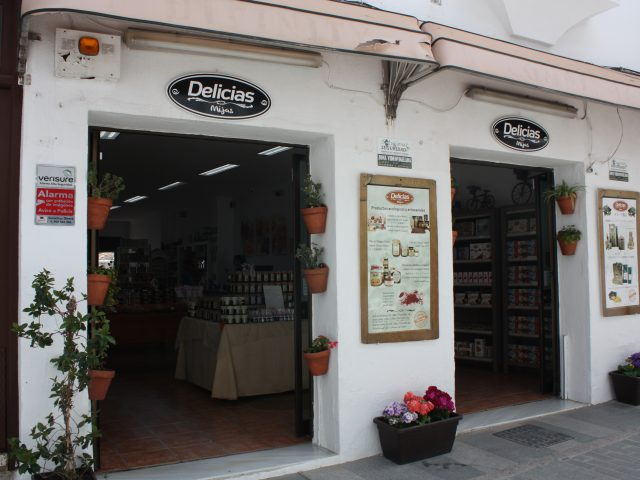 Shopping Delicias Mijas Mijas honey