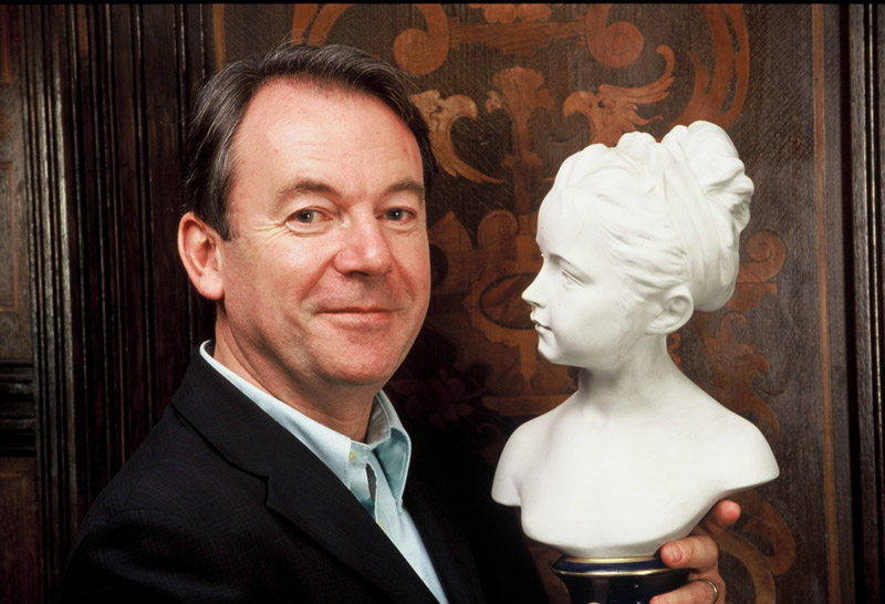 Antiques Roadshow Star Eric Knowles
