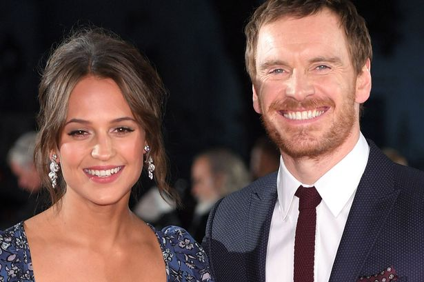 MAIN Michael Fassbender and Alicia Vikander