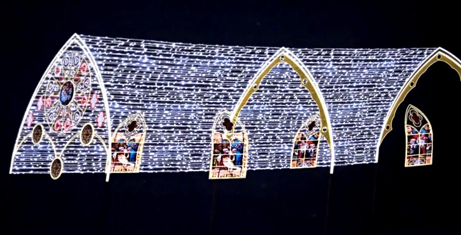 malaga lights