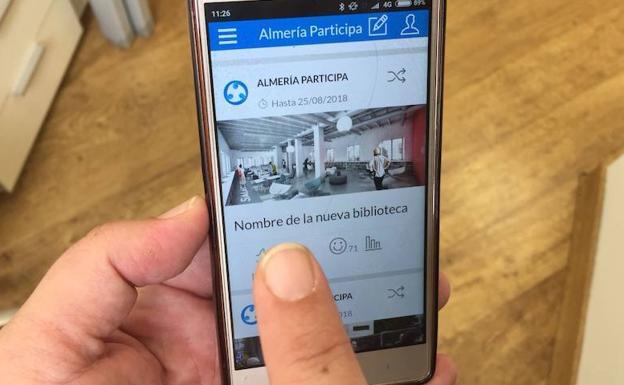 Almeria Participa