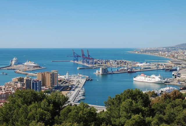 Port of Málaga