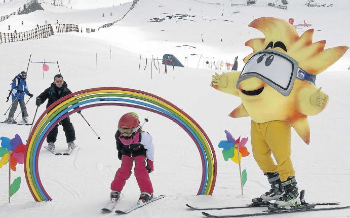 sierra nevada family