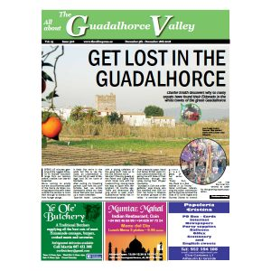 Guadalhorce valley guide